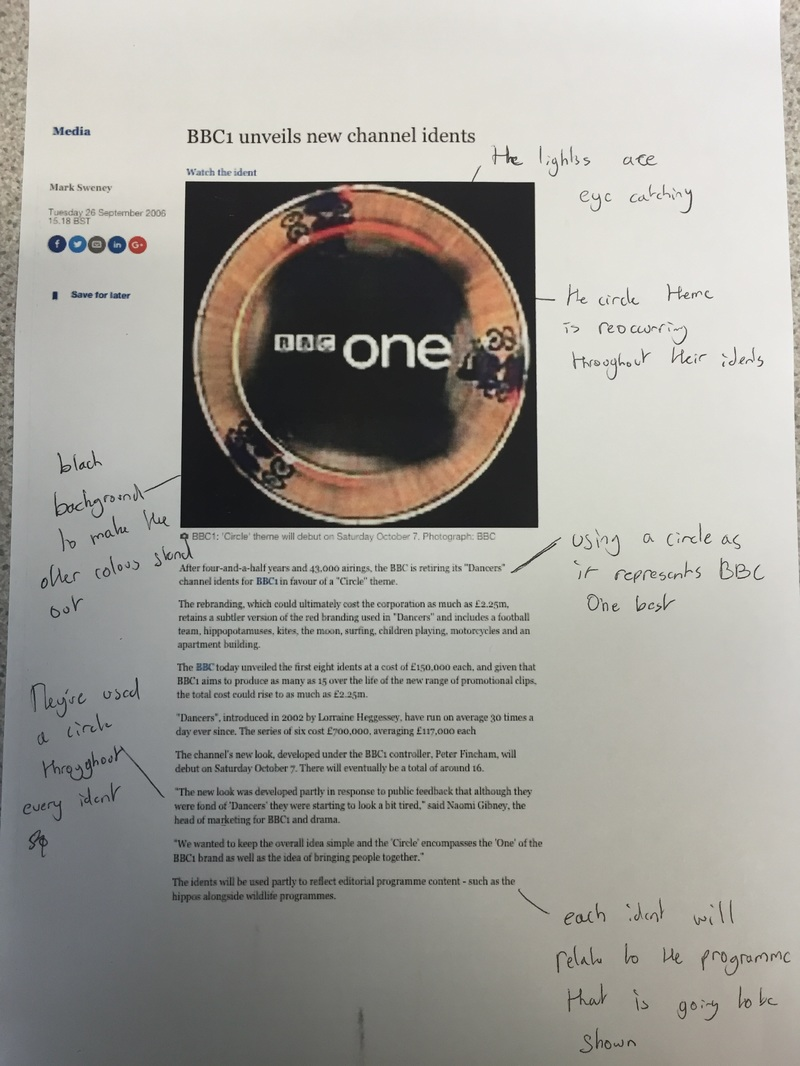 a comparative analysis of television channels five and bbc essay A factual programme for television a comparative analysis of television channels five and bbc television  haven't found the essay you want.